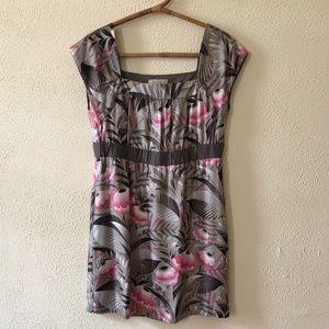 Anthropologie Moulinette Souers Floral Dress 8